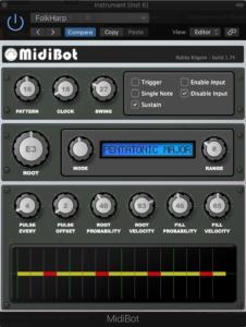 MidiBot Plugin image