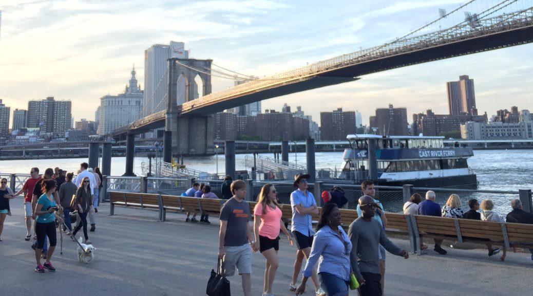 NYC Ferry – Google Custom Action | ROBBY KILGORE